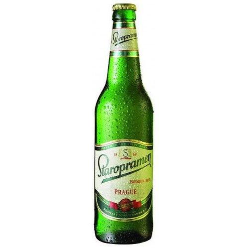 Старопрамен 0.5л ст (1х20) пиво оптом
