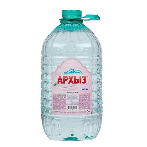 Архыз 5л пэт (1х2) вода оптом