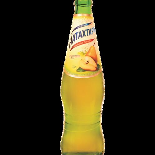 Лимонад НАТАХТАРИ Груша 0,5л ст (1х20) оптом