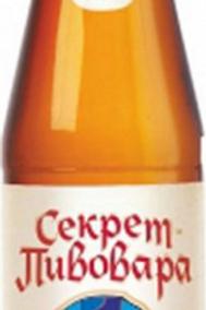 Секрет Пивовара 0.5л ст (1х20) пиво оптом