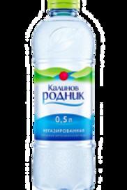 Калинов Родник Б/Г 0,5л пэт (1х12) вода оптом