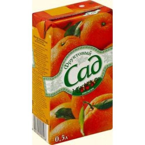 Фруктовый сад Апельсин 0.5л (1х24) оптом