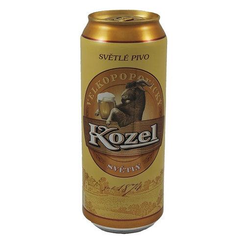 КОЗЕЛ Н/Ф 0.5л ж/б (1х24) пиво оптом