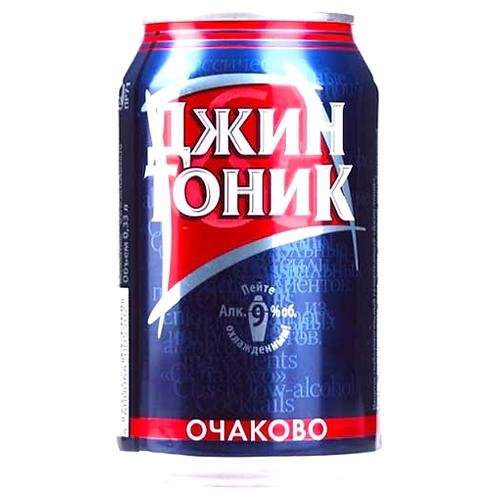 Очаково Джин Тоник 0.3л ж/б (1х24) оптом