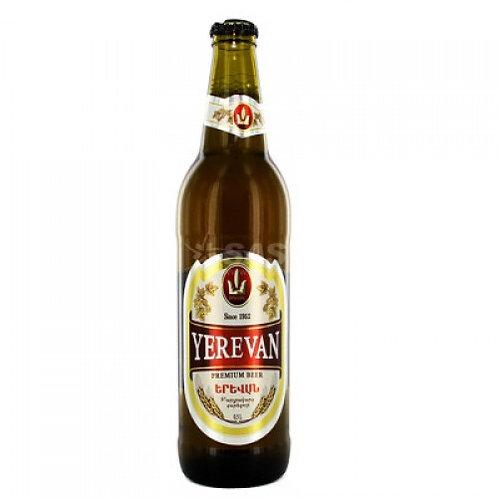 Ереван Светлое 0.5л  ст (1х12) пиво оптом