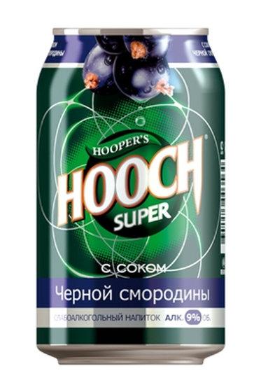 Хуч Черная Смородина 0.3л ж/б (1х24) оптом