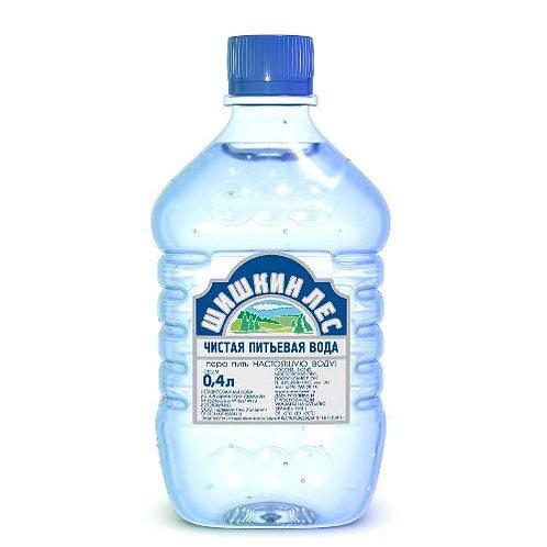Шишкин лес 0.4л б/г пэт (1х12) вода оптом