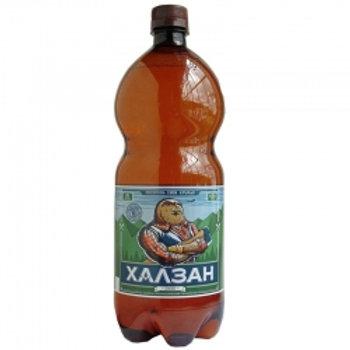 Халзан  1.5л пэт (1х6) пиво оптом