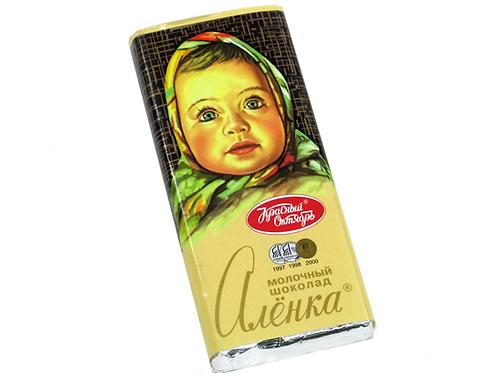 Шоколад Аленка 60гр 1шт. оптом