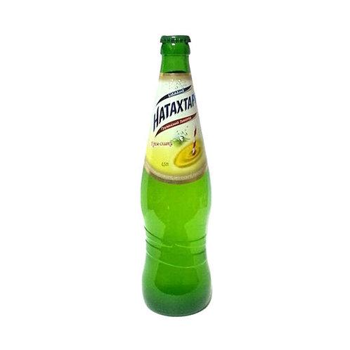 Лимонад НАТАХТАРИ Сливки  0.5л  ст (1х20) оптом