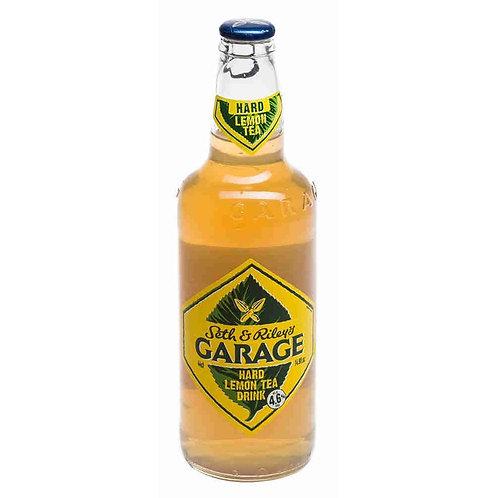 Гараж лимонный ЧАЙ  0,44л  ст.  (1х20) пиво оптом