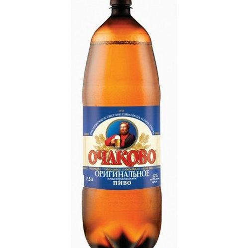 Очаково Оригинальное 1.5л пэт (1х6) пиво оптом