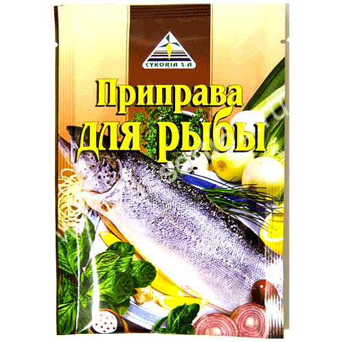 ПРИПРАВА для Рыбы 30гр оптом