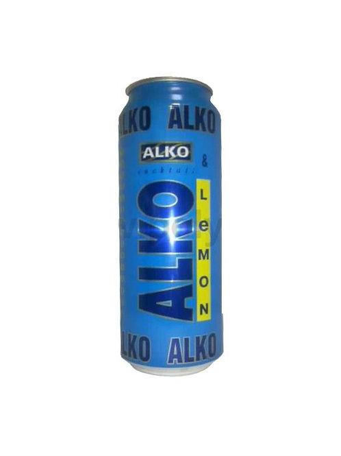 Алко Лимон 0.5л ж/б (1х24) оптом