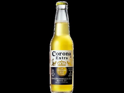 Корона Экстра Мексика 0.33л ст (1х24) пиво оптом