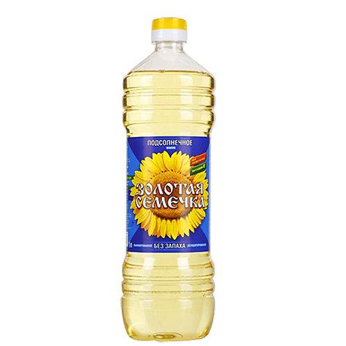Масло  подс.  Золотая  Семечка  0,5л оптом