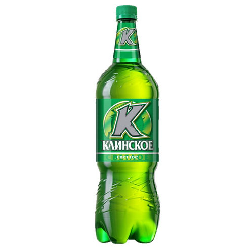 Клинское св 1.5л пэт (1х6) пиво оптом