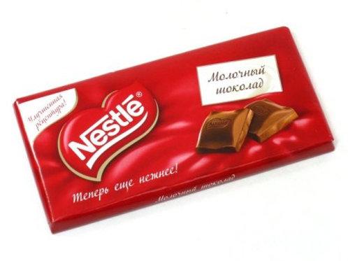 Шоколад Нестле 100гр 1шт. оптом