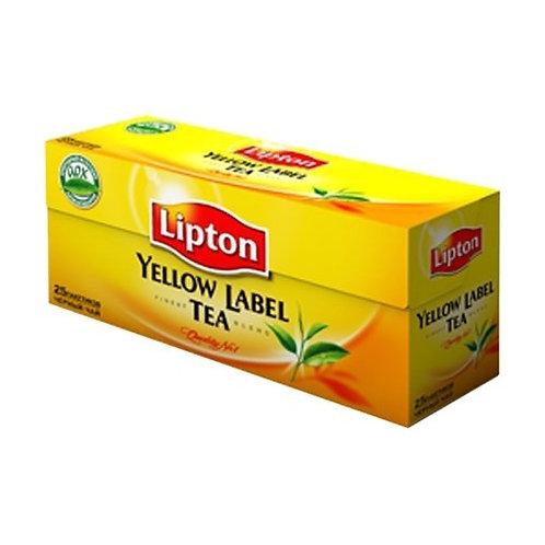 Чай Липтон  (25 пакет) 1шт. оптом