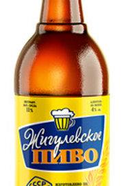 Жигулёвское Гост1.5л пэт (1х6) пиво оптом