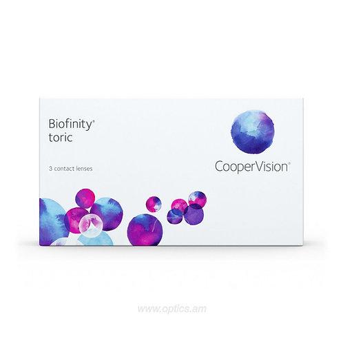 CooperVision® Biofinity Toric