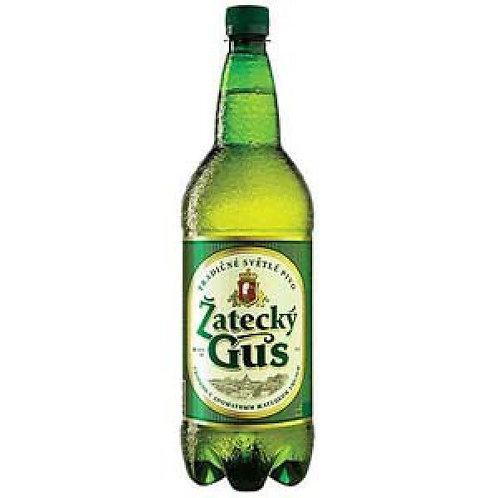 Жатецкий гусь 1.5л пэт (1х9) пиво оптом