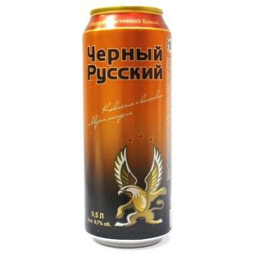 Черный Русский 0.5л ж/б (1х24) оптом