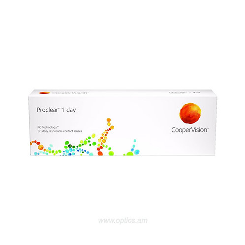 CooperVision® Proclear 1 day