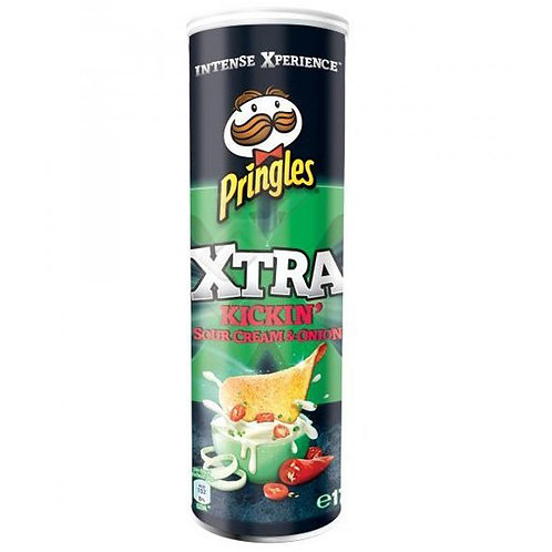 Принглс 170гр Xtreme Сметана лук оптом