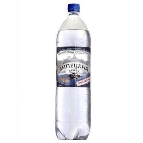Липецкий Бювет Газ 1.5л пэт (1х6) вода оптом