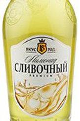 Лимонад Вкус Года Сливочный 0,6л ст (1х6) оптом