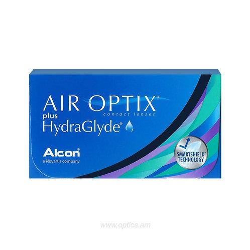 Alcon® Air Optix plus HydraGlyde