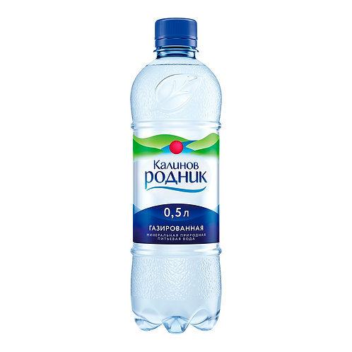 Калинов Родник Газ 0,5л пэт (1х12) вода оптом