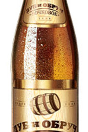 Дуб и Обруч бочковое  0.5л  ст (1х12) пиво оптом