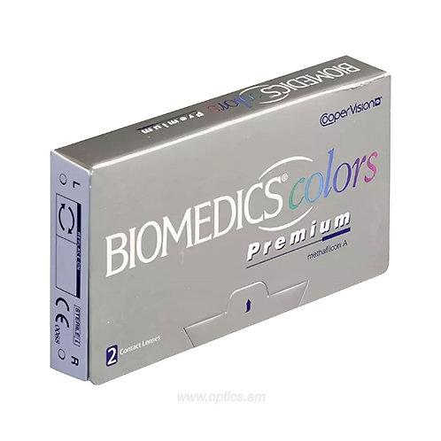 CooperVision® Biomedics colors
