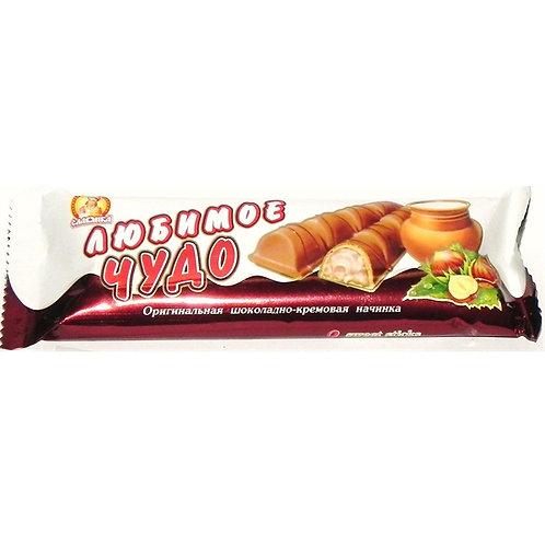Любимое Чудо (шоколадное) 55гр 1шт. оптом