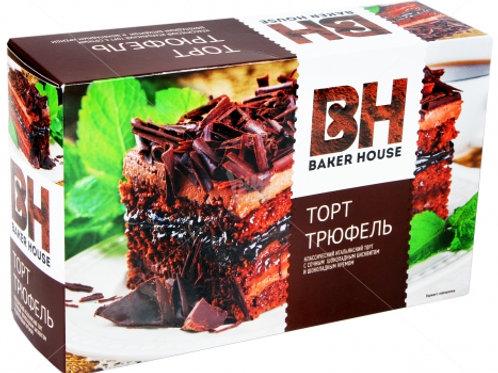 Торт Baker House  Трюфель 350 гр оптом