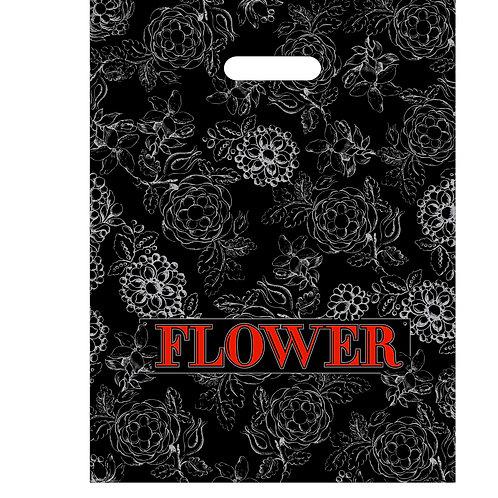 Пакеты   Flower  (1х100) оптом