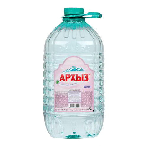 Архыз Горный 5л. пэт (1х2) вода оптом