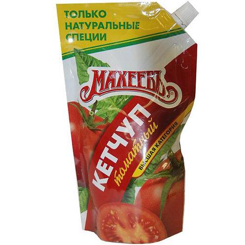"""Кетчуп """"Махеевь"""" 260гр  томатный 1шт. оптом"""