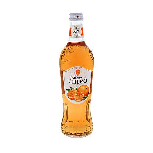 Лимонад Вкус Года Ситро 0,6л ст (1х6) оптом