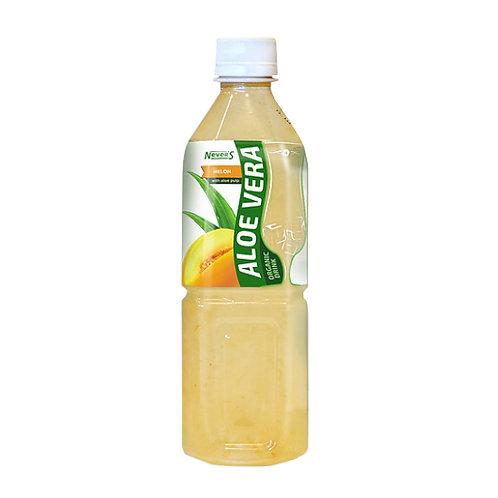 АЛОЭ ВЕРА напиток с кусочками персик 0,5л (1х20) оптом