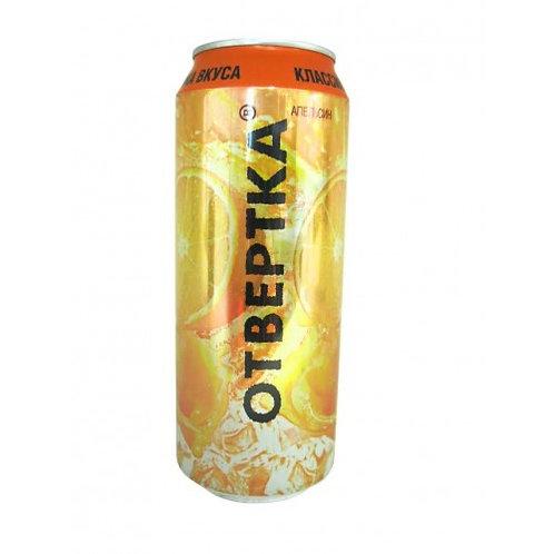 Отвертка апельсин 0.5л ж/б (1х24) оптом