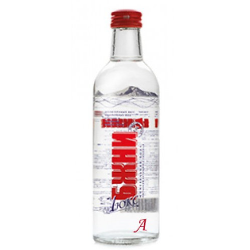Бжни ЛЮКС Газ  0.5л ст (1х20) вода оптом