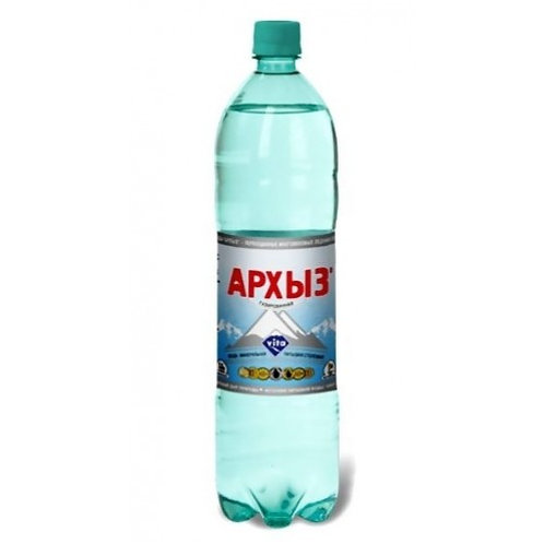 Архыз Газ 1.5л пэт (1х6) вода оптом