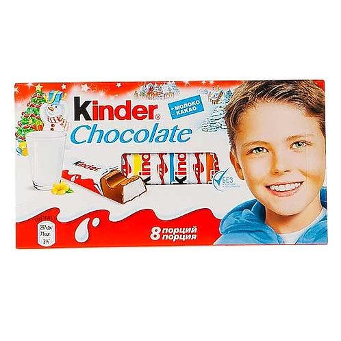 Киндер шоколад   100гр 1шт. оптом