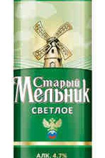 Старый Мельник св. 0.5л ж/б  (1х24) пиво оптом