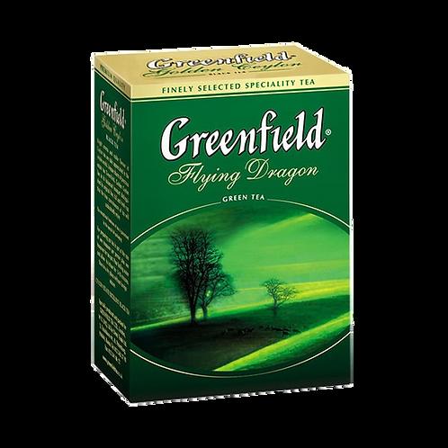 Чай Гринфилд  100гр  зеленый 1шт. оптом