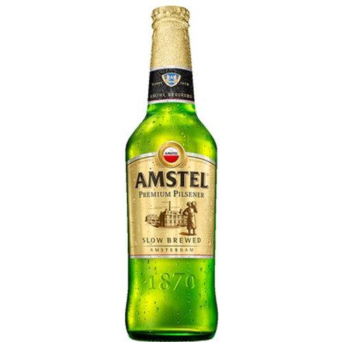Амстел 0.5л  ст (1х20) пиво оптом