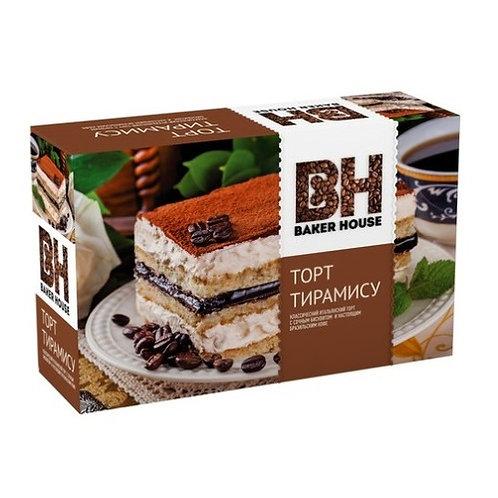 Торт Baker House  Тирамису 350 гр оптом